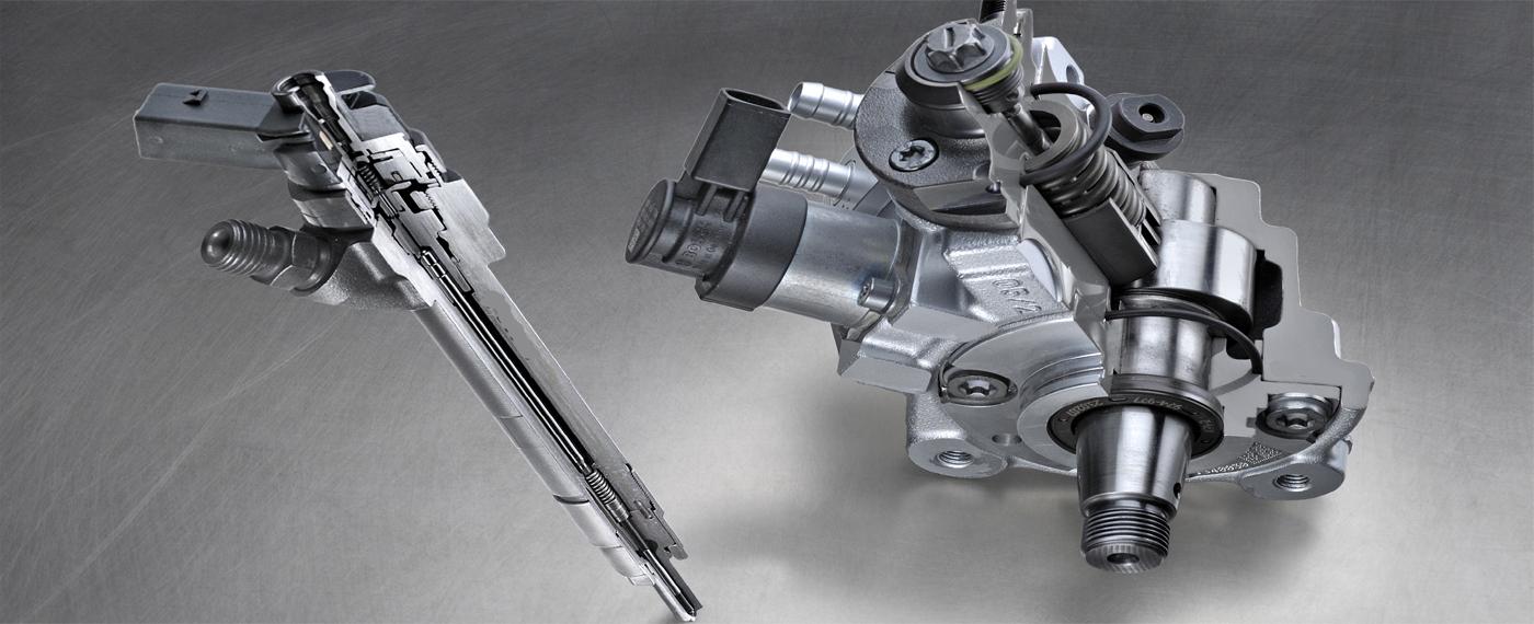 CRD (Common Rail) Injectors & Pumps