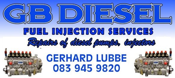 GB Diesel Meyerton – Diesel injector and Pump services Vaal Triangle